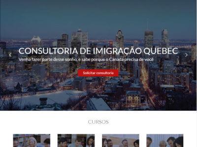 Site CLIC Canadá
