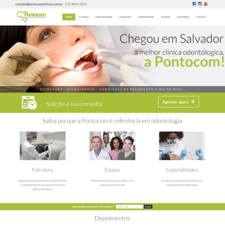 Clínica Odontológica Pontocom