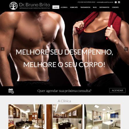 Site Dr. Bruno Brito