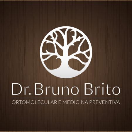 Logomarca Dr. Bruno Brito