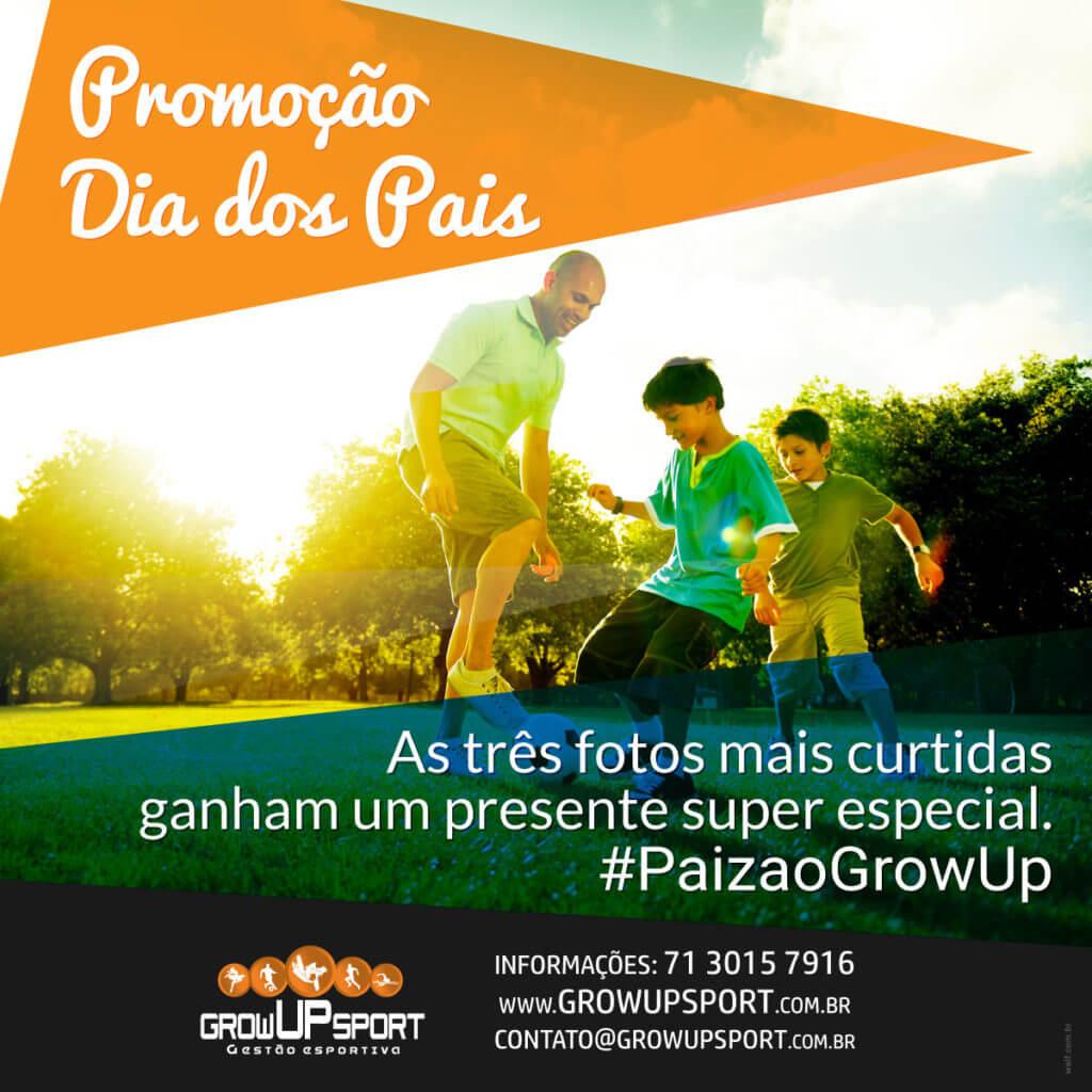 Promoção dia dos pais